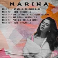 Marina Unveils 'About Love' And North American Live Dates