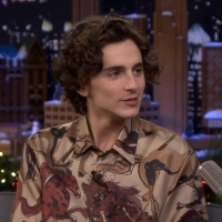 VIDEO: Watch Timothée Chalamet and Jimmy Fallon Audition for Greta Gerwig Movies on THE TONIGHT SHOW