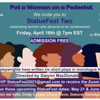 StatueFest Two Presents New Monologues as Part of 'Put A Woman On A Pedestal' Photo