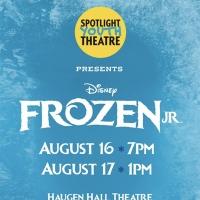 Spotlight Youth Theatre Company Presents FROZEN, JR Photo