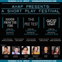 At Home Artists Project Presents A SHORT PLAY FESTIVAL Photo