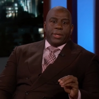 VIDEO: Magic Johnson Talks Kobe Bryant on JIMMY KIMMEL LIVE Video