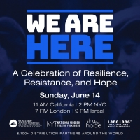 Whoopi Goldberg, Renée Fleming and More Join WE ARE HERE: A CELEBRATION OF RESILIENC Photo