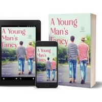 Boroughs Publishing Group Releases New M/M Romance A YOUNG MAN'S FANCY Photo