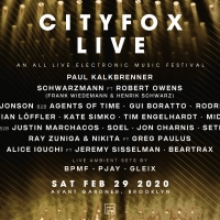 Full Lineup Revealed for 2nd Annual CITYFOX LIVE