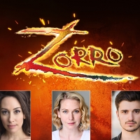 BWW Review: ZORRO: THE MUSICAL IN CONCERT, Cadogan Hall Photo