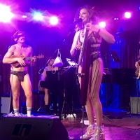 BWW Review: THE SKIVVIES at The Green Room 42 Photo