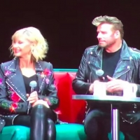 VIDEO: John Travolta and Olivia Newton-John Reunite For GREASE Sing-A-Long and Q & A