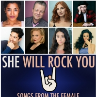 Taylor Iman Jones, Jeremy Kushnier and More Join SHE WILL ROCK YOU at Feinstein's/54 Below
