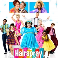 HAIRSPRAY LIVE!, Starring Ariana Grande, Jennifer Hudson, Kristin Chenoweth, and More, Will Be Broadcast Online