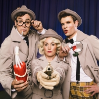 Dummies Corp Presents The World Premiere Of Dumtectives in CIRQUE NOIR Photo