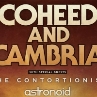 Coheed And Cambria With The Contortionist Annnounced At Duke Energy Center for the Arts