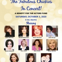 THE FABULOUS CHICKIES IN CONCERT to Benefit The Actor's Fund Photo