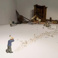Frist Art Museum Presents Large-Scale Installation and Other Works by Argentina-Born Artis Photo