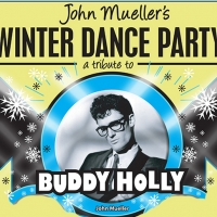 Raue Center For The Arts Presents John Mueller's 'Winter Dance Party'