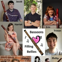 Bassoonists' Virtual Busking Helps to Feed People During Pandemic Photo