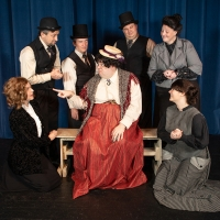 Gallery Players Presents A GENTLEMAN'S GUIDE TO LOVE AND MURDER Photo