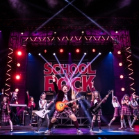 BWW REVIEW: SCHOOL OF ROCK Is A Heartwarming Explosion Of Youthful Energy That Remind Photo