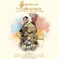 BWW Previews: TEATER KELILING to Perform the Legend of THE GREAT RAHWANA on September 21-22 at CIPUTRA ARTPRENEUR