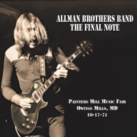 Duane Allman's Last Show Found, To Be Released On CD October 16 Photo