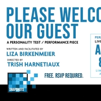 MTC's Snapshot Series Continues with PLEASE WELCOME OUR GUEST by Liza Birkenmeier Photo