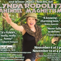ANIMAL MAGNETISM Returns To Don't Tell Mama