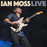 Ian Moss Announces New Concert Album, LIVE Photo