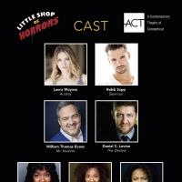 ACT Of Connecticut Announces Cast For LITTLE SHOP OF HORRORS