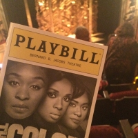 BWW Blog: An Eager Wish - A New Kind of Representation for Broadway Photo