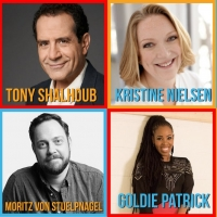 Tony Shalhoub and More to Perform at Playing on Air Live Recording and Benefit