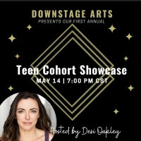 First Annual Teen Cohort Showcase to be Presented by Downstage Arts Photo