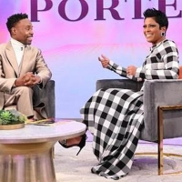 Billy Porter Talks Life, Work and the Lunch That Changed His Life on TAMRON HALL Photo