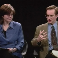 Video Flashback: Composer Maury Yeston and Critic Eric Bentley on THEATER TALK Photo