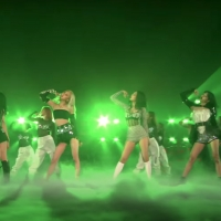 VIDEO: BLACKPINK Performs 'Pretty Savage' on THE LATE LATE SHOW Photo