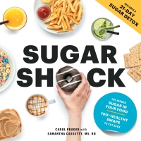 SUGAR SHOCK Published by Hearst Home Available 9/15 Photo