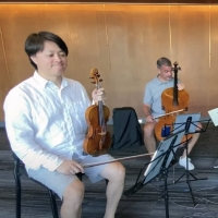 VIDEO: The Miro Quartet Demonstrates How They Practice Scales Together Photo
