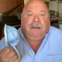 VIDEO: Kevin Chamberlin Sings Quarantine Version of 'Alone in the Universe' From SEUS Photo