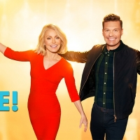 Scoop: Upcoming Guests on LIVE WITH KELLY AND RYAN, 5/4-5/8 Photo