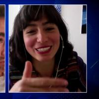 VIDEO: Melissa Villaseñor Does Her Impression of Lin-Manuel Miranda on CONAN Photo
