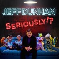 Jeff Dunham Returns To Mohegan Sun Arena With Seriously!? Tour