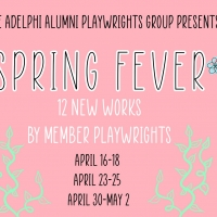 Student Blog: Just Be Yourself- Three Weeks with Adelphi Alumni Playwrights Group Photo
