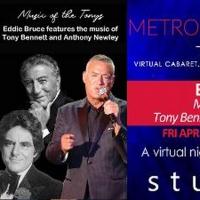 Eddie Bruce Celebrates Music Of The Tonys: Tony Bennett and Anthony Newley Photo