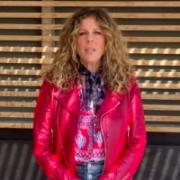 VIDEO: Rita Wilson Performs the National Anthem at NASCAR's iRacing Event Photo