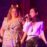 VIDEO: Bonnie Milligan and Natalie Walker Perform 'Any Moment/Moments in the Woods' F Video