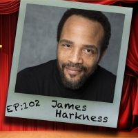 Podcast Exclusive: THE THEATRE PODCAST WITH ALAN SEALES Presents James Harkness Photo