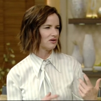 VIDEO: Juliette Lewis Says She Gets Stressed Out By Packing on LIVE WITH KELLY AND RY Video