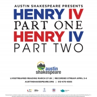 Austin Shakespeare Presents A Staged Reading Of HENRY IV Parts 1 & 2 Photo