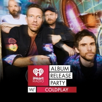 iHeart Radio to Host Coldplay 'Music of the Spheres' Album Release Party Photo