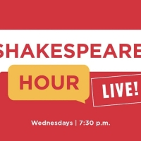 Shakespeare Theatre Company Launches SHAKESPEARE HOUR LIVE! Photo