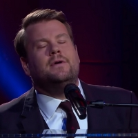 VIDEO: James Corden Parodies Trump With 'Maybe I'm Immune' Photo